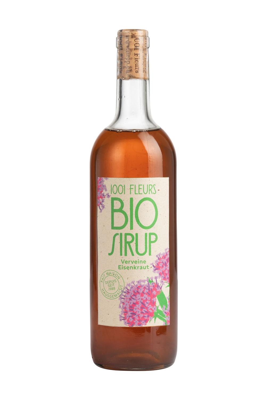 Bio Sirup Eisenkraut | sirop de verveine bio 7.5dl