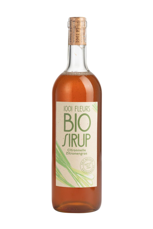 Bio Sirup Lemongrass | sirop de citronelle bio 7.5dl