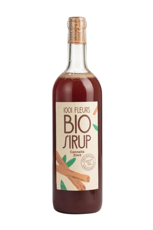 Bio Sirup Zimt | sirop de cannelle bio 7.5dl